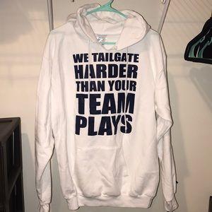 Penn State tailgate hoodie